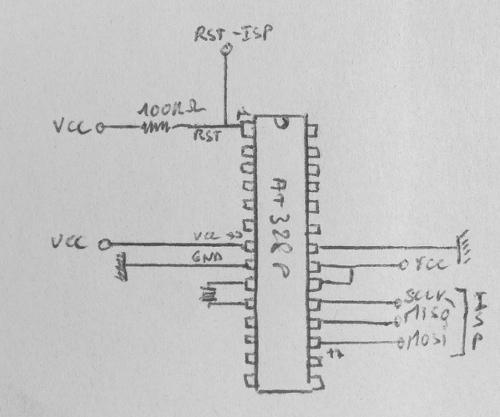 Quartz Oscillator Circuit