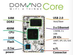 Domino IO - IoT enabler